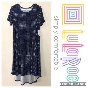 LuLaRoe Carly Dress Medium NWT